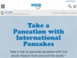 FREE Meal Coupons & More W/ Pancake Revolution Sign-Up At IHOP