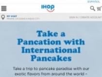 Kids Eat FREE Every Night, 4pm – 10pm At IHOP
