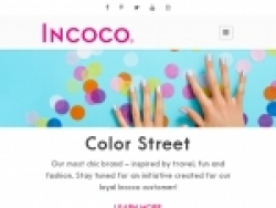 Incoco Discount Code August 2018