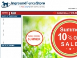 Inground Fence Store Coupon Codes August 2018