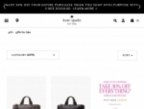 15% OFF First Order W/ Email Sign-Up At Jack Spade