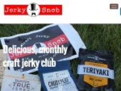 Jerky Snob Coupon Codes August 2018