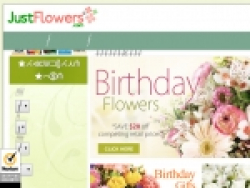 Just Flowers Coupon Code August 2018