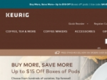 Up To 50% OFF Retail Prices With Keurig Rewards Points
