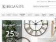 Up To 60% OFF On Clearance & Sale Items At Kirklands