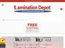 $5.95 Flat Rate Shipping on $50+ Orders At Lamination Depot