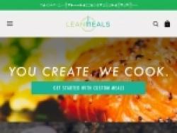 Lean Meals Promo Codes August 2018