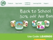 FREE 1 Month trial W/ Email Sign Up at LeapFrog