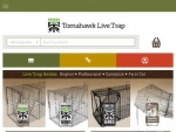 Tomahawk Live Trap Coupon Codes August 2018