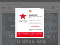 FREE Shipping On All Beauty Orders at Macys