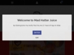 Mad Hatter Juice Coupons August 2018