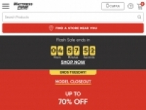 Free Shipping Over $499 At Mattress Firm