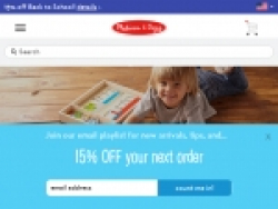 Melissa and Doug Promo Codes August 2018