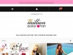 Million Dollar Tan Coupon Codes August 2018