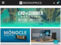 Up To 50% OFF Clearance Sale At Monoprice
