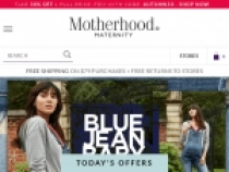 Up To 40% OFF Maternity Styles At Motherhood Maternity