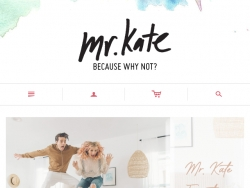 Mr Kate Coupon Codes August 2018