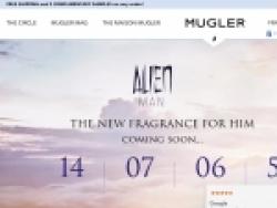 MUGLER Promo Codes