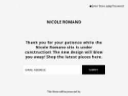 Nicole Romano Promo Codes August 2018