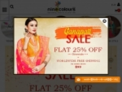 Ninecolours Coupons August 2018