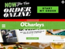 FREE Slice Of Any O Charley's Pie W/ Order Of An Entrée At O Charley's