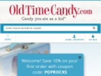 Up To 20% OFF Weekly Deals at Old Time Candy