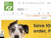 FREE Shipping On $69+ Orders At Only Natural Pet