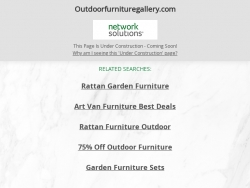 Outdoor Furniture Gallery Coupon Codes October 2018