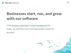Palo Alto Software Coupons August 2018