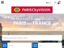 Paris City Vision Discount Codes August 2018