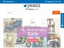 Peazz Promo Codes August 2018