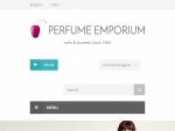 Perfume Emporium Discount Codes August 2018