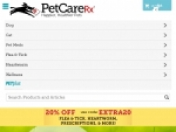 PetCareRx Coupon Code December 2018