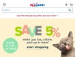 FREE Shipping On Orders Over $49 At Petsmart