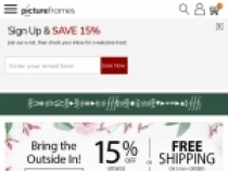 Up To 70% OFF Clearance Frames At Pictureframes.com
