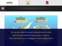 Sign Up For Special Offers + Updates At Pokemon
