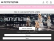 Up To 80% OFF Sale At Pretty Little Thing
