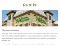 Publix Coupons
