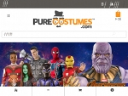 Pure Costumes Coupon Codes August 2018