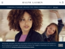 Up To 60% OFF Select Styles at Ralph Lauren