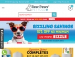Raw Paws Pet Food Coupon Codes August 2018