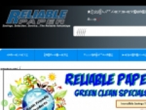 Cleaning & Janitorial From $0.57 At Reliable Paper