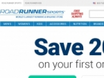 Up To $20 OFF On Footwear At Road Runner Sports