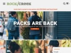 Rock Creek Promo Codes October 2018