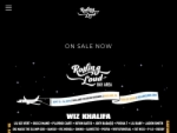 Rolling Loud Promo Codes August 2018