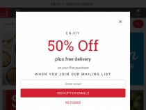 $25 OFF On $50+ First Order + FREE Delivery At Schwans