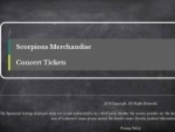 Scorpions Store Promo Codes August 2018