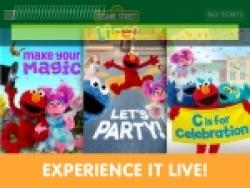 Sesame Street Live Promo Codes
