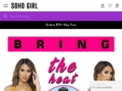 Soho Girl Coupon Codes August 2018