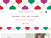 Up To 50% OFF On Sale Items at Sole Society